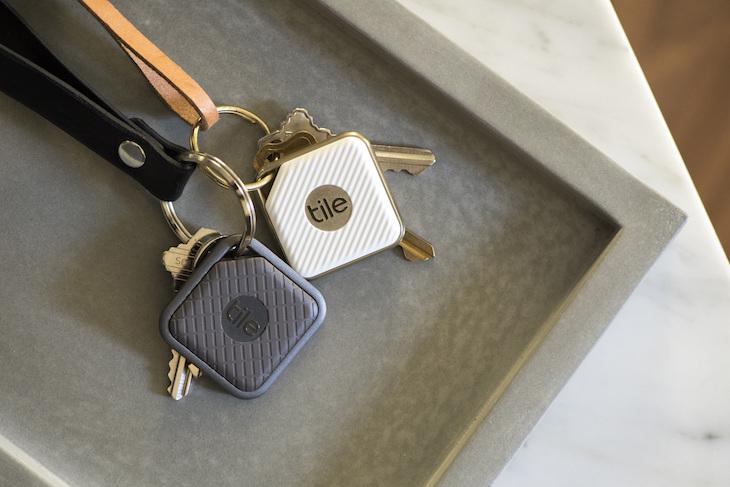 porte-clés connecté tile