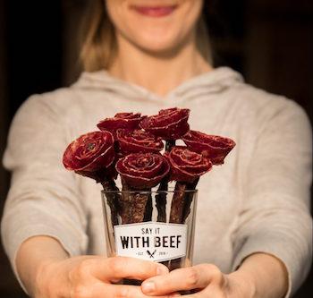 Bouquet saint valentin cadeau
